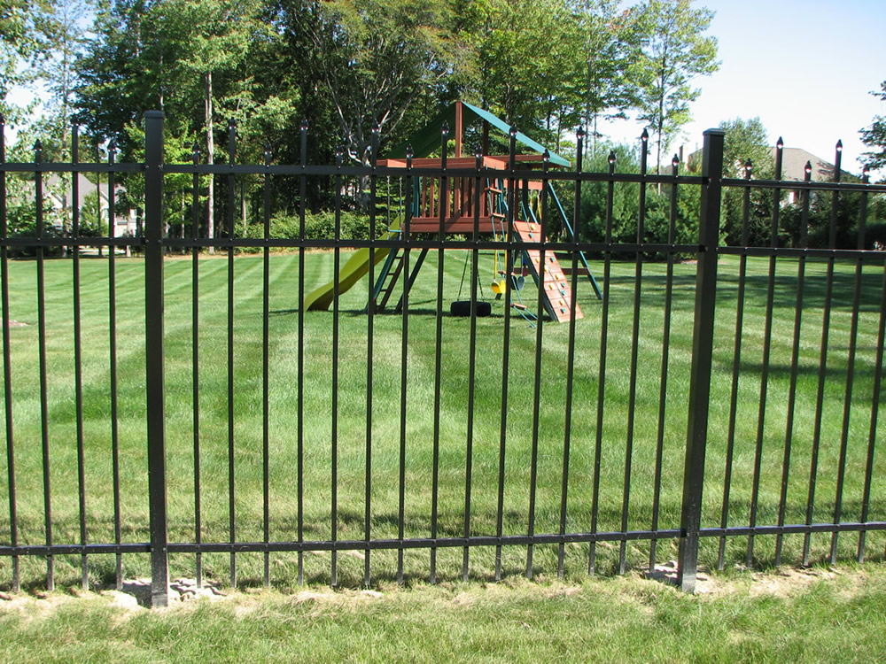 Metal Fence Gallery