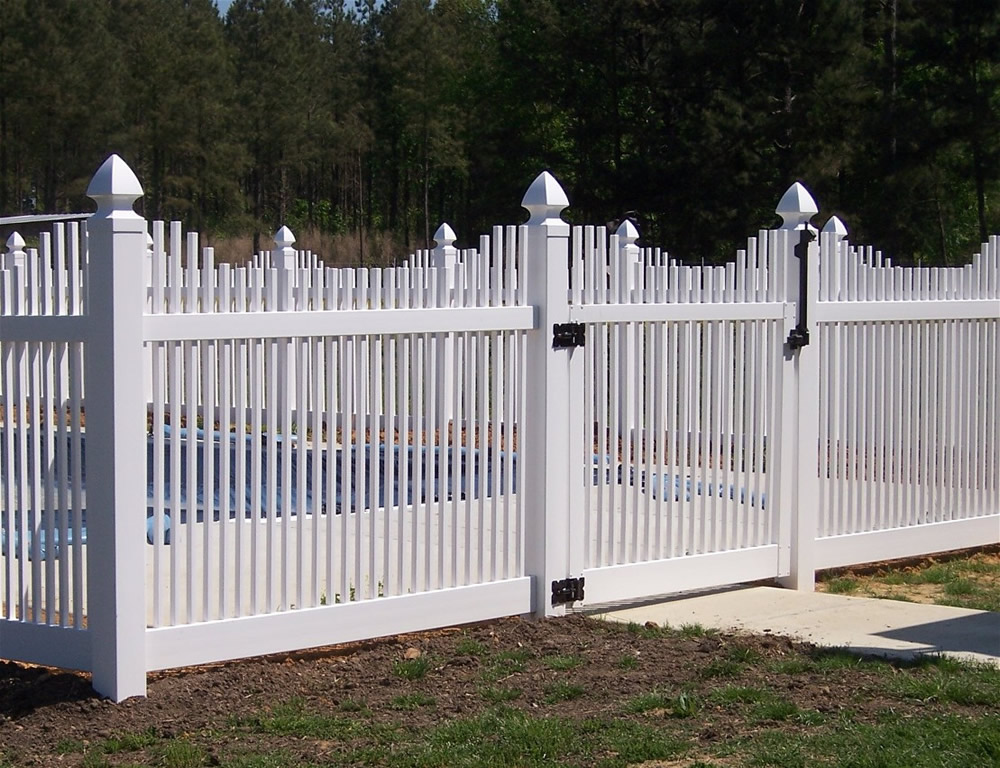 Sawdon Fence Vinyl Fence Company Serving Mid Michigan